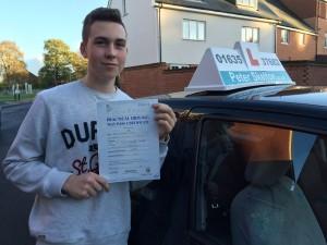 Driving Lessons Newbury- Jack Pope