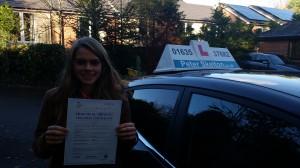 Driving School Newbury - Jenny Dickson