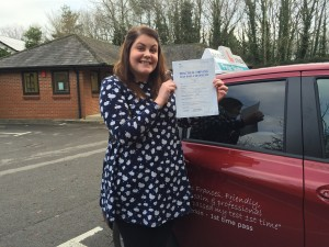 Driving Lessons Newbury - Emily Noon