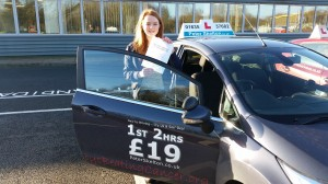 Driving School Newbury - Selina Jones