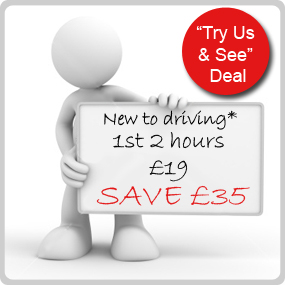 Sam Barker - Driving Lessons Newbury