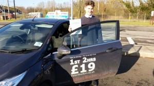 Driving School Newbury - Barney Morgan