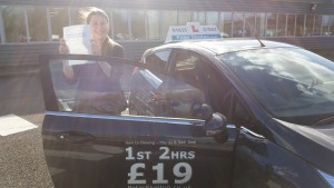 Driving Lessons Newbury - Jessie Reddin