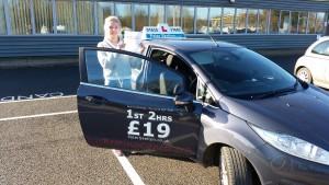 Driving School Newbury - Lily Chapman