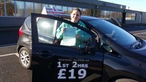 Driving Lessons Newbury - Sarah Hawthorne