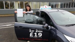 Driving Lessons Newbury - Sophy McGivern