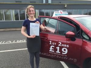 Driving Lessons Newbury - Beth Buckland