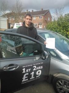 Driving School Newbury - Duncan Sugden