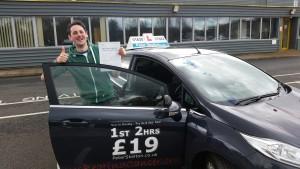 Driving Instructor Newbury - Jack Laker