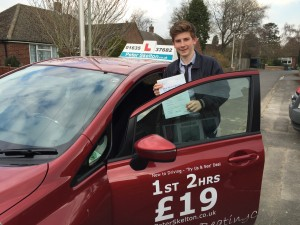 Driving Instructor Newbury - Jay Morris