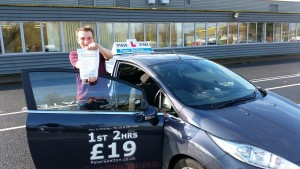 Driving School Newbury - Mario Jones