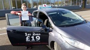 Driving Lessons Newbury - Amy Flynn