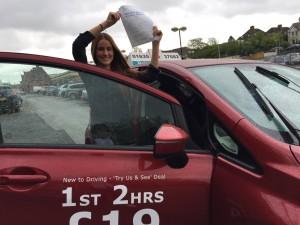 Driving School Newbury - Frankie Farrow
