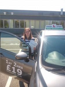 Driving Instructor Newbury - Kayleigh Dibble