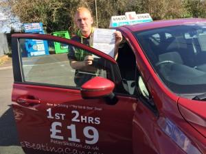 Driving Instructor Newbury - Owen Wheeler