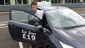 Driving Lessons Newbury - Adam West