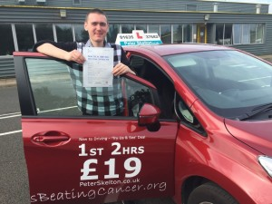 Driving Instructor Newbury - Daniel Weatherill