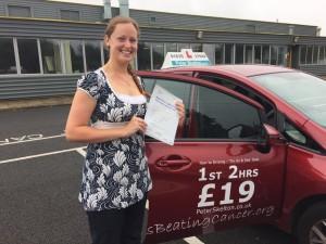 Driving School Newbury - Jen Wheeler