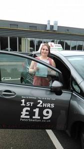 Driving School Newbury - Jess Coates