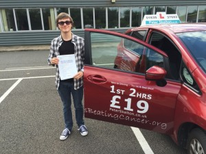 Driving School Newbury - Thomas Vaughan