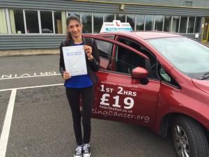 Driving Instructor Newbury - Jannat Jasuja