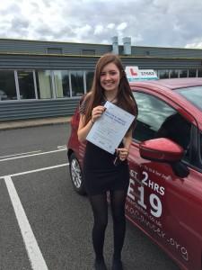 Driving School Newbury - Hayley Short