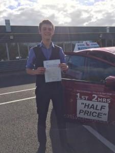 Driving School Newbury - George Osborne