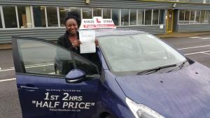 Driving Lessons Newbury - Aline Nzacahayo