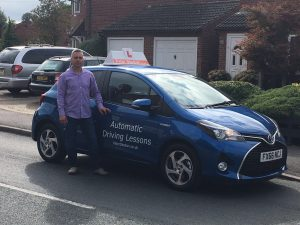 Tomasz - Automatic Driving Instructor