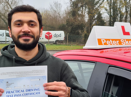 Automatic Driving Lessons Thatcham