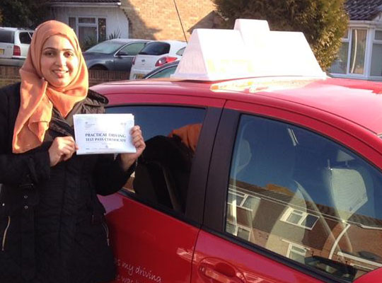 Automatic Driving Lessons Hungerford
