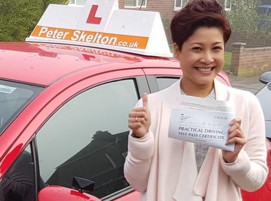 Automatic Driving Lessons Basingstoke