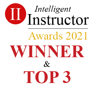intelligent instructor winner driving instructor of 2021 south east
