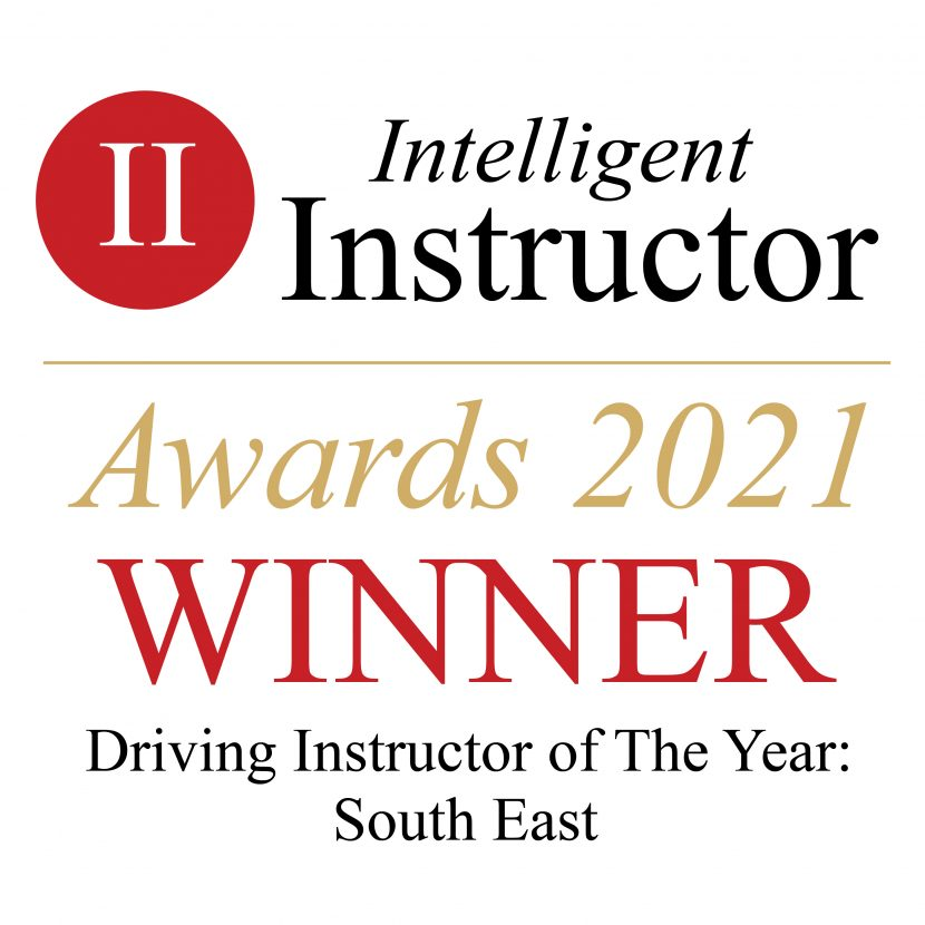 Winner Driving Instructor of The Year 2021